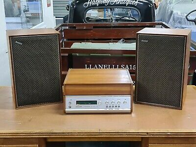 £150 • Buy Vintage Hacker Centurion High Fidelity Unit Record Player With Speakers