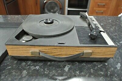 Vintage Fidelity HF42 Portable Record Player Turntable • 49£