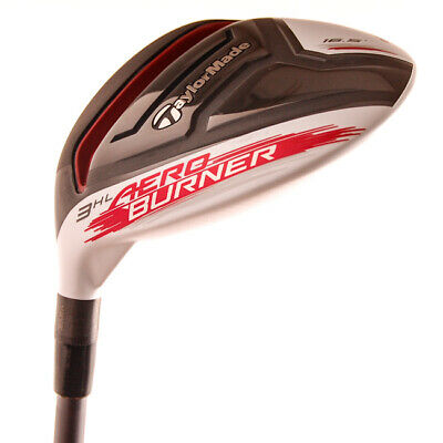 $ CDN70.69 • Buy New TaylorMade AeroBurner HL 3-Wood 16.5* R-Flex Graphite LEFT HANDED