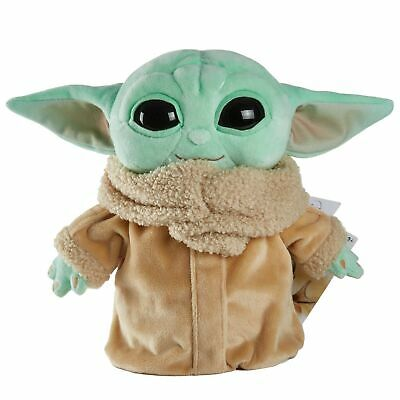 $19.98 • Buy Mattel Star Wars The Child Plush Toy, 8-in Small Yoda Baby Figure From The Ma...