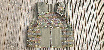 £20 • Buy British Army Issue Osprey Body Armour Vest Cover MTP Grade 1 Size 180/104