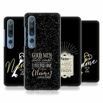 $8.95 • Buy Head Case Designs Name Quotes Hard Back Case For Xiaomi Phones