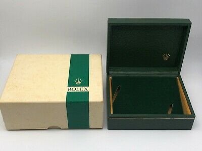 $ CDN630.10 • Buy VINTAGE GENUINE ROLEX Watch Box Case 5500 EXPLORER I 10.00.2 / 0411007