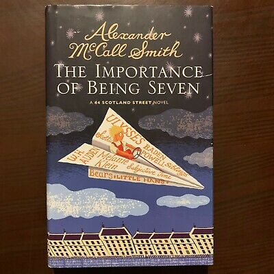 AU9 • Buy The Importance Of Being Seven - Alexander McCall Smith