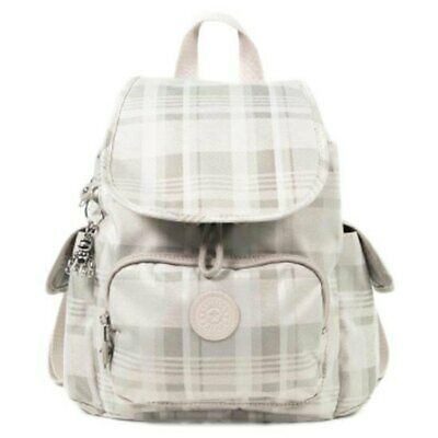 Kipling City Pack Mini Backpacks Suitcases And Bags Grey Unspecified • 67.99£