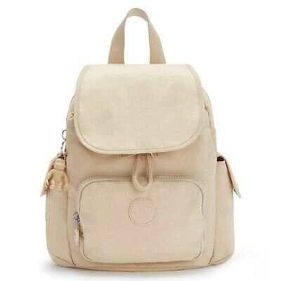 Kipling City Pack Mini Backpacks Suitcases And Bags Beige Unspecified • 64.99£