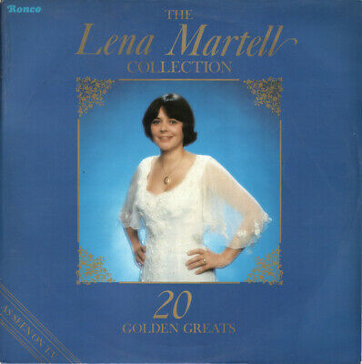 Lena Martell ‎– The Lena Martell Collection  • 1£