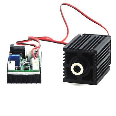 AU51.78 • Buy Focusable 800mW-1000mW 1W 850nm Infrared Dot Laser Diode Module 12V Driver TTL