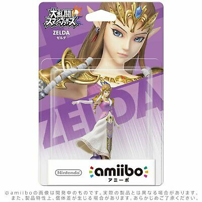 AU59.50 • Buy Nintendo Amiibo Zelda Super Smash Brothers Switch Wii