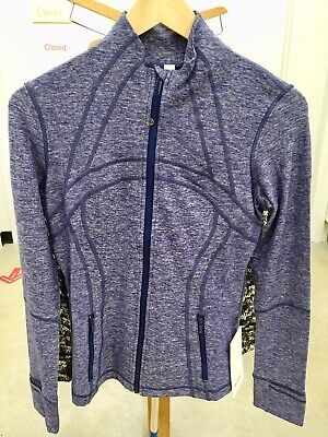$ CDN199.99 • Buy Lululemon Define Jacket Rulu Heathered Hero Blue 4 Or 8