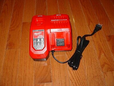 $ CDN58.14 • Buy Milwaukee 48-59-1808 NEW M12/M18 Lithium-Ion Battery Rapid Charger
