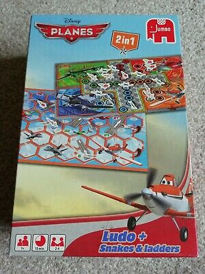 Planes Ludo & Snakes & Ladders • 4.50£