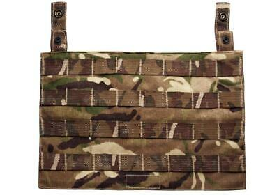 British Army Osprey MK4A IV MTP Molle OPS Panel Multicam Body Armour Vest • 10.99£