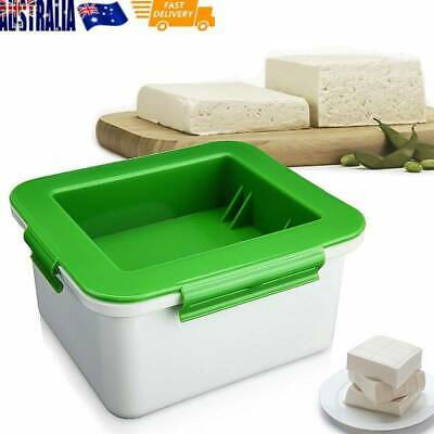 AU18.55 • Buy Automatic Tofu Press/Marinating Dish, Removes Moisture From Tofu Kitchen Tools