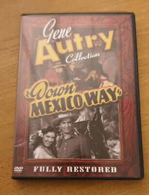 Down Mexico Way - Region 1 Import DVD - The Gene Autry Collection • 7.99£