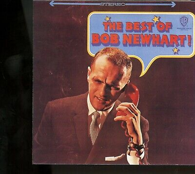 Bob Newhart / The Best Of Bob Newhart - MINT • 3.50£