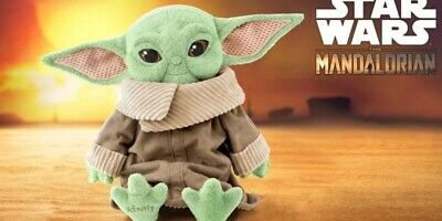 $62 • Buy New In Box Scentsy Buddy The Child Baby Yoda Star Wars. Free Priority Shipping!