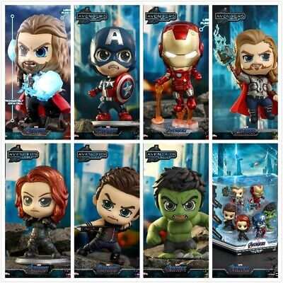$ CDN40.69 • Buy Hot Toys Avengers Endgame COSBABY Mini Action Figure Doll Toy COSB737/781-787