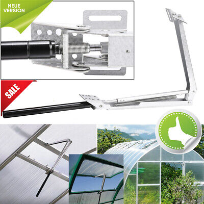 Autovent/Automatic Greenhouse Window Opener Roof Vent Solar Orbesen Tem Control • 18.69£