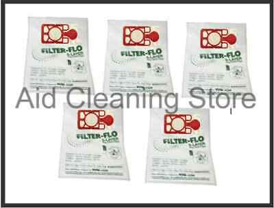 5x For Vax VCC08 & VCT01 Commercial Cloth SMS Vacuum Cleaner Dirt/Dust Bags F104 • 4.99£