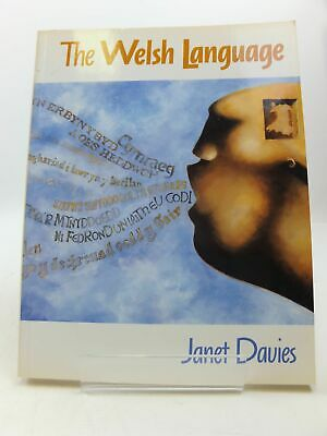 THE WELSH LANGUAGE - Davies, Janet • 13.50£