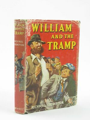 WILLIAM AND THE TRAMP - Crompton, Richmal. Illus. By Henry, Thomas • 43.90£