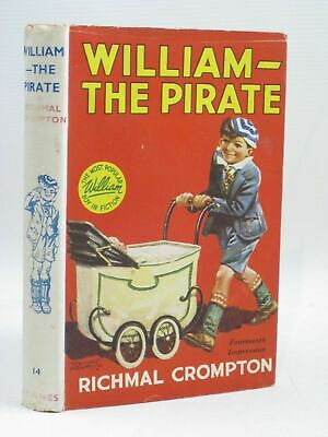 WILLIAM THE PIRATE - Crompton, Richmal. Illus. By Henry, Thomas • 29.75£