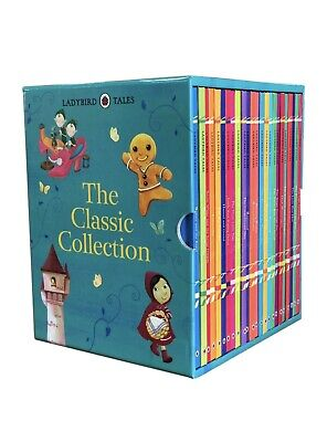Ladybird Tales Classic Collection 24 Books Box Set Childrens Book Pack (New) • 99£