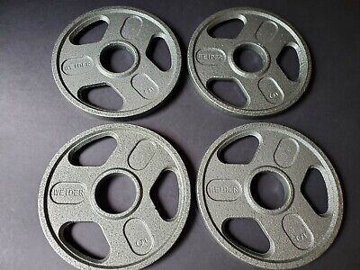 $ CDN90.40 • Buy 5 Lb Weight Plates Set Of 4-(20lbs Total) Brand New 2  Olympic Plates- Quality!