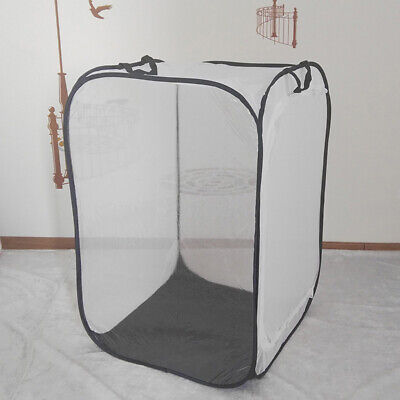 $26.54 • Buy Foldable Praying Mantis Stick Insect Butterfly Chameleon Cage HousingEnclosure