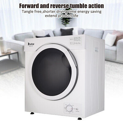 View Details ZOKOP GDZ55-08E Electric Tumble Dryer 5.5kg Drum Dryer 1 Filter Mesh Cotton US • 321.99$