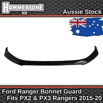 AU92 • Buy BONNET PROTECTOR GUARD For Ford Ranger - PX2 PX3 2015-2021 - Quality Accessories