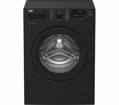 £349.99 • Buy BEKO RecycledTub WTK104121A 10 Kg 1400 Spin Washing Machine Anthracite - Currys