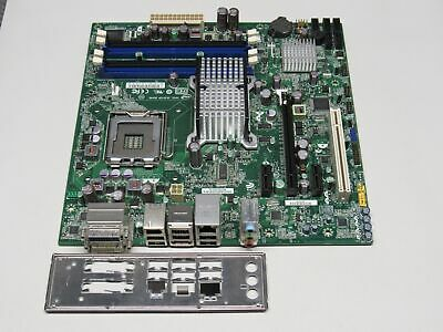$ CDN84.68 • Buy Intel Desktop Board DQ45CB - Executive Series - Motherboard - Micro ATX - LGA775