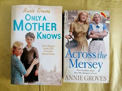 Annie Groves - 2 Book Set Collection - Paperback • 5.99£