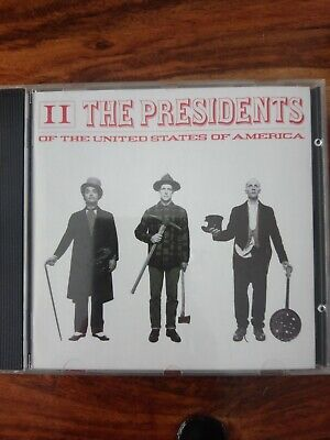 The Presidents Of The United States Of America II Cd • 1.10£