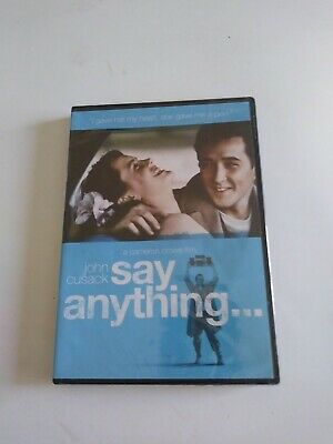 AU7.85 • Buy  Say Anything   -  Dvd  -  2017  -  New  -  (sealed)