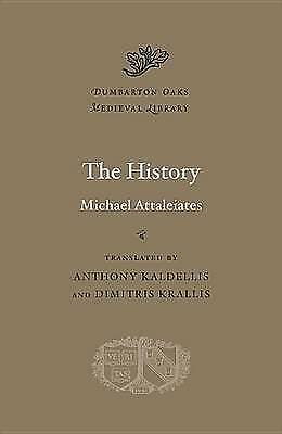 Michael Attaleiates (Dumbarton Oaks Medieval Library) (B1) • 22.49£