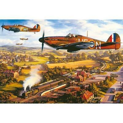 Gibson Tangmere Hurricanes - 500pc Jigsaw Puzzle • 8.99£
