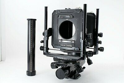 EXC   TOYO-VIEW 45 G Large Format Body W/ Wista Linhof Size Adapter 644915 • 158.17£