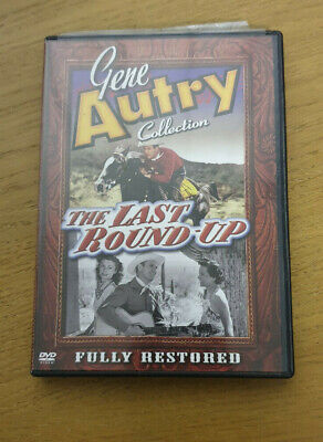 The Last Round Up - Region 1 Import DVD - Gene Autry Collection • 7.99£