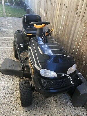AU2500 • Buy McCullough Ride On Mower With Catcher.