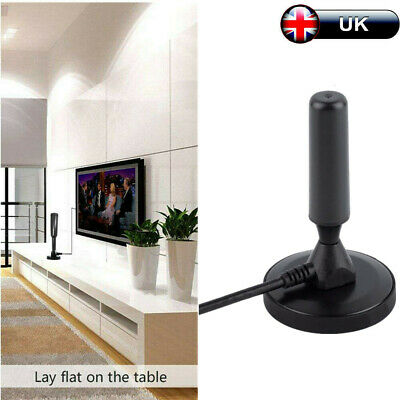 3M HD Freeview Aerial With Magnetic Base - Digital TV Antenna AUG DTA240 Hot UK • 7.45£