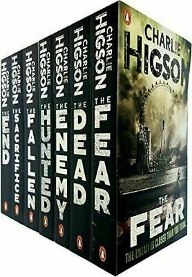 £17.40 • Buy Charlie Higson The Enemy Series 7 Books Collection Set