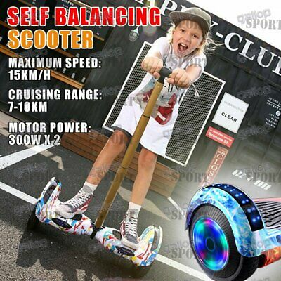 AU290.15 • Buy 7  Hoverboard Scooter Self Balancing Electric Hover Board Skateboard W/ Lever