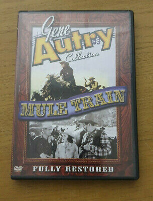Mule Train - Region 1 Import DVD - The Gene Autry Collection • 7.99£