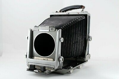 EXC   Wista Rittreck View 4x5 Large Format Film Camera From JAPAN644923 • 219.20£