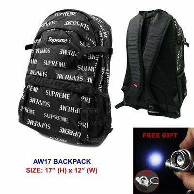 $ CDN58.40 • Buy Travel Sport 9 -18  Supreme²3M Laptop Backpack Shoulder Gym Duffel School Bag X1
