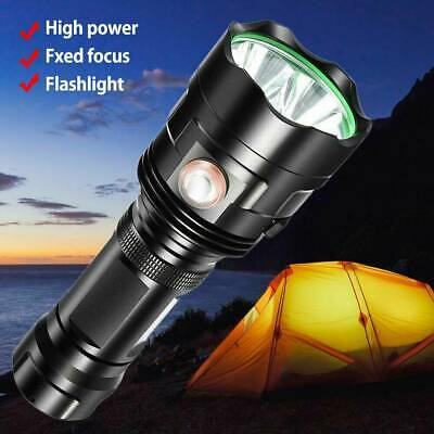 AU28.35 • Buy XHP70.2 LED Flashlight Tactical Zoom 6 Mode Powerful Lamp Hunting Torch 110000LM