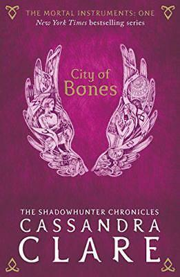 The Mortal Instruments 1: City Of Bones By Clare, Cassandra, NEW Book, FREE & FA • 8.51£